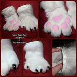 Custom Fursuit Handpaws