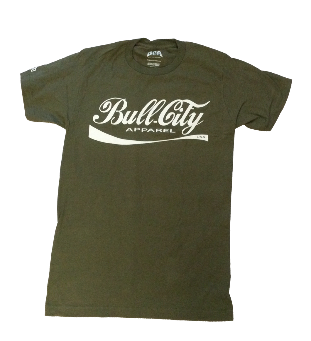 The Bull City Tee (Olive Green)