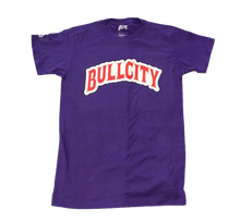 Load image into Gallery viewer, BULLCITY x BACKWOODS Tee ( Berry)
