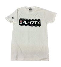 Load image into Gallery viewer, BullCity Martin Tee (White)