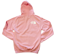 Load image into Gallery viewer, The Bull City Hoodie ( Baby Pink)