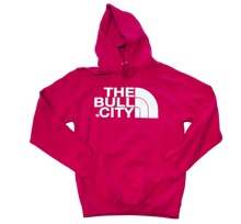 Load image into Gallery viewer, The Bull City Hoodie ( Hot Pink)