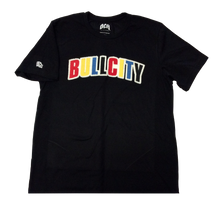 Load image into Gallery viewer, BULLCITY LONG FLOCK TEE