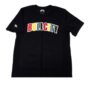 BULLCITY LONG FLOCK TEE