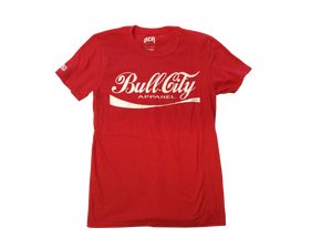 Red BCA Cola Tee
