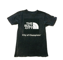 Load image into Gallery viewer, The Bull City / City of Champions Tee( Vintage Black)