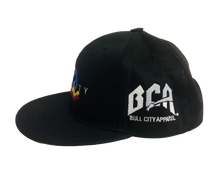 Load image into Gallery viewer, BULLCITY Scribble Flag 2.0 Snapbacks