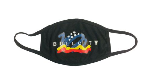 BULLCITY Scribble Flag Face Covering 2.0