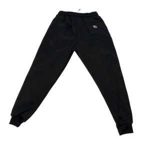 The Bull City Poly Fleece Track Suit (Black)