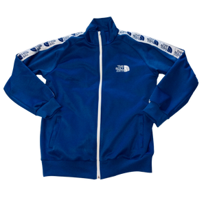 The Bull City Poly Fleece Track Suit (crenshaw blue)