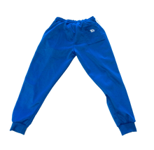 Load image into Gallery viewer, The Bull City Poly Fleece Track Suit (crenshaw blue)