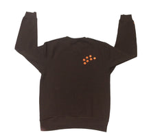 Load image into Gallery viewer, Durham Dodger Crewneck (Hot Cocoa/Orange)