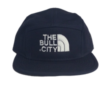 Load image into Gallery viewer, THE BULL CITY Camper 5 -panel (Navy)