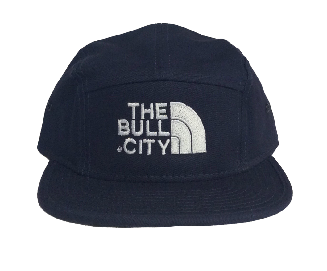THE BULL CITY Camper 5 -panel (Navy)