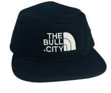 Load image into Gallery viewer, THE BULL CITY Camper 5 -panel (BLACK)