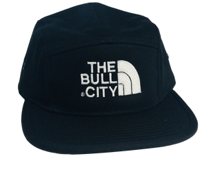 THE BULL CITY Camper 5 -panel (BLACK)