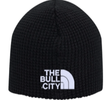 The Bull City Waffle Knit Beanie