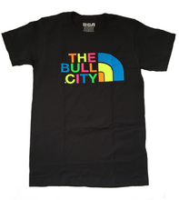 Load image into Gallery viewer, THE BULL CITY TEE  (Neon/Black)