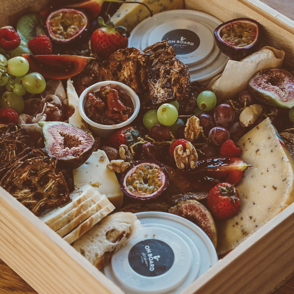 Savoury Grazing Box