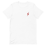 WOMEN THUNDER - White short-sleeve t-shirt