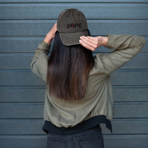 DOPE HAT - WOMEN THUNDER