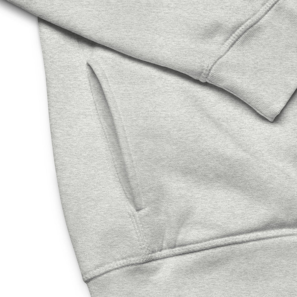 CAPABLE GREY HOODIE FOR WOMAN