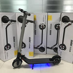Ninebot by Segway ES2 Electric Scooter - 2020 model