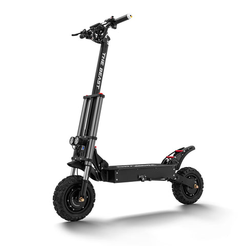 OFF-ROAD ELECTRIC  SCOOTER- THE BEAST - DUAL MOTOR  3600 watts  peak power