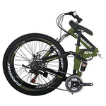 Folding Mountain G4 Bike