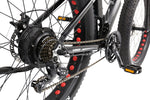 Electric Bike  - Matrix GTR- Fat electric mountain bike