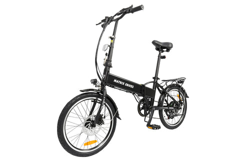 Matrix Urban X - Folding Electric Bike