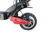 DRAGON WARRIOR X11 - All Terrain DUAL MOTOR Electric Scooter- 5600W PEAK POWER