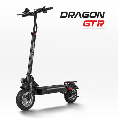 ELECTRIC SCOOTER- DRAGON GTR - 800 watts Max 1200watts