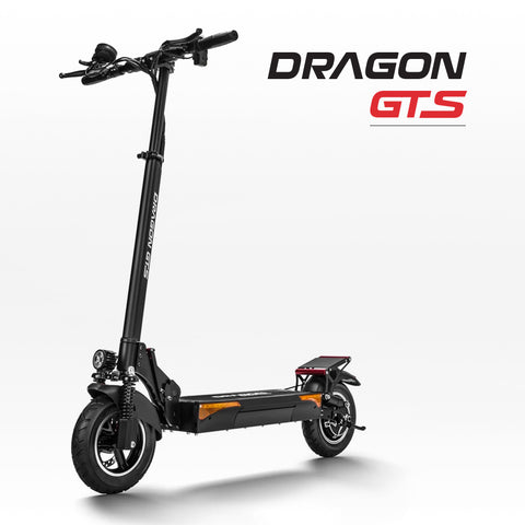 ELECTRIC SCOOTER- DRAGON GTS - 500 watts - Max 800w
