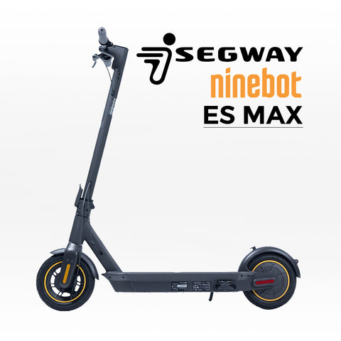 Ninebot by Segway Kickscooter ES Max - Electric Scooter