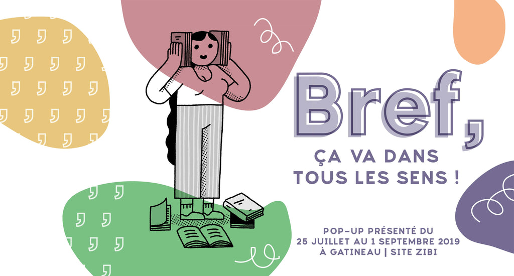 Pop-Up Bref à Gatineau