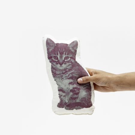 Coussin 'Chaton'