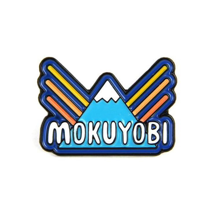 Épinglette 'Mokuyobi Mountains'