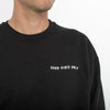Crewneck 'Good vibes only'