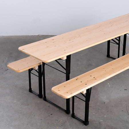 Ensemble de table et bancs 'Originale'
