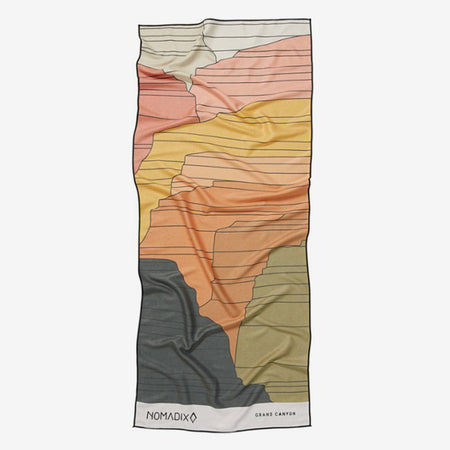 Serviette éco à séchage rapide 'Grand Canyon'