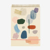 Cahier de notes spirale 'Everyone's an artist'