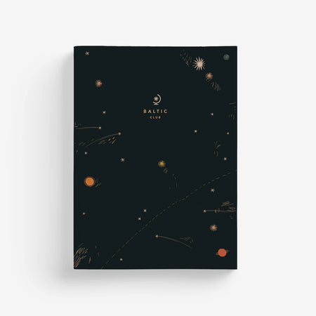 Carnet de notes 'Étoiles'