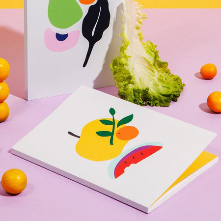 Carnet de notes 'Fruité'