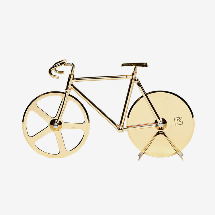 Coupe-pizza 'Fixie' or