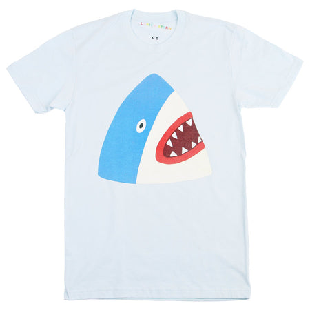 T-shirt illustré 'Hello Requin!'