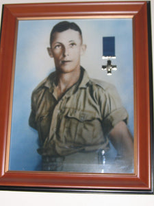 L/ Cpl David Russell GC
