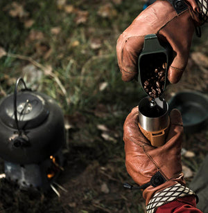 Camp Coffee Grinder