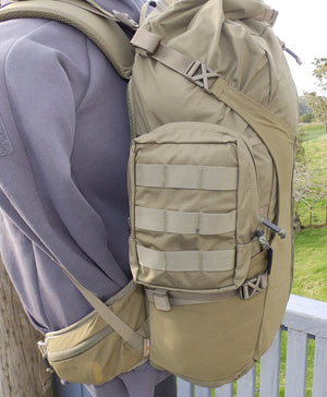 General Purpose Cargo Pouch, Olive Drab