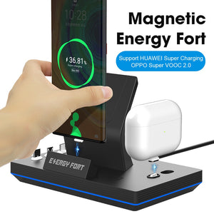 Super Charge Wireless Charging Station
